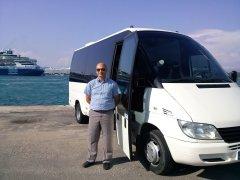 Μεταφορές από και προς το αεροδρόμιο Κέρκυρας