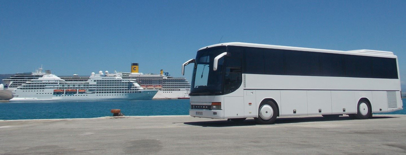Shuttle Services in corfu